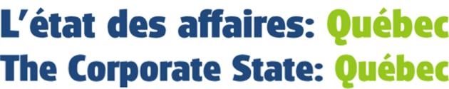 Quebec bilingual logo for website