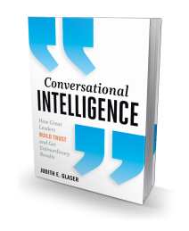 Conversational Intelligence - Book Cover