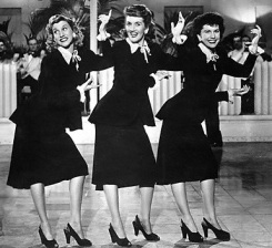 andrews sisters - cropped