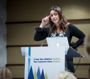 Marie Josée Lamothe of Google Canada