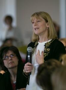 Dr Gillian Hawker at 2016 Toronto Summit